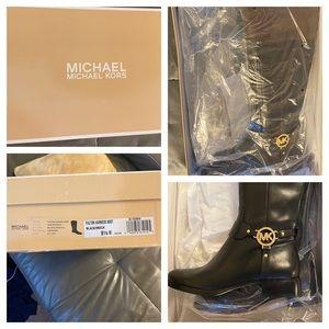 Michael Kors Fulton Harness Boots